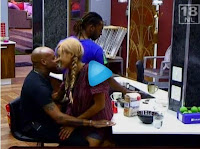 DAILY POST: Prezzo the playboy in Big Brother