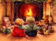 Świąteczny zakątek, pełen Waszej własnej prywatnej magii świąt! Zaglądajcie regularnie!