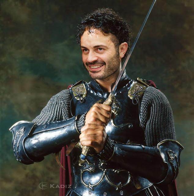 бодрый рыцарь