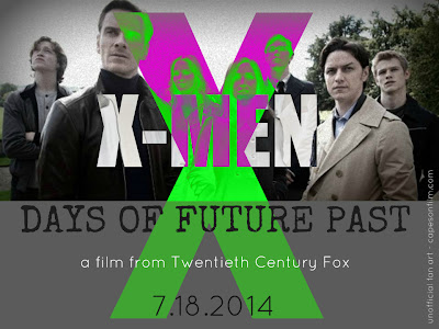 X-Men sequel, X-Men: Days of Future Past, Capes on Film