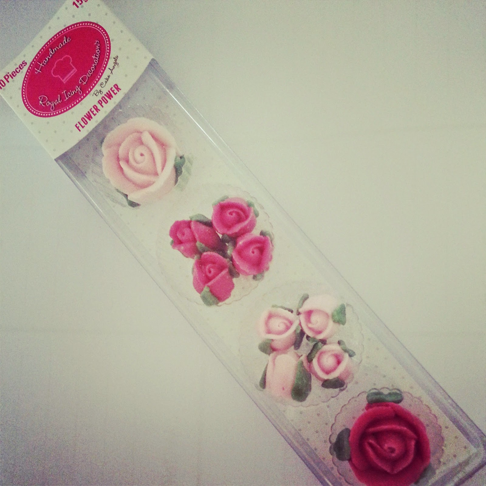 pink rose cupcake icing decorations