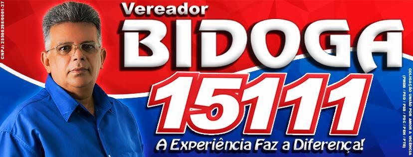 VEREADOR BIDOGA - 15111