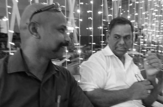 மனசு பேசுகிறது : அபுதாபியில் மையம் கொண்ட புயல் K5