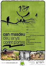 10 anys de Can Masdeu