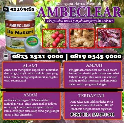 Obat Wasir Herbal Apotik