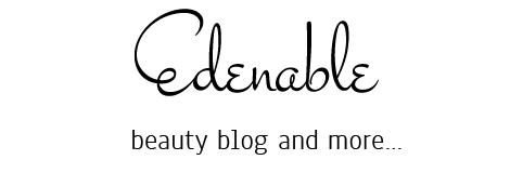 Edenable בלוג איפור וטיפוח