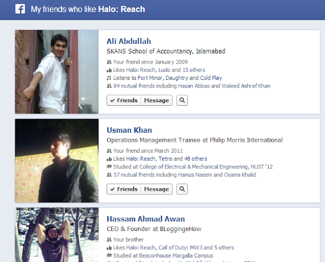 facebook graph search results 2