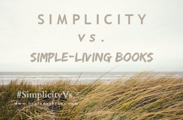 simple-living books