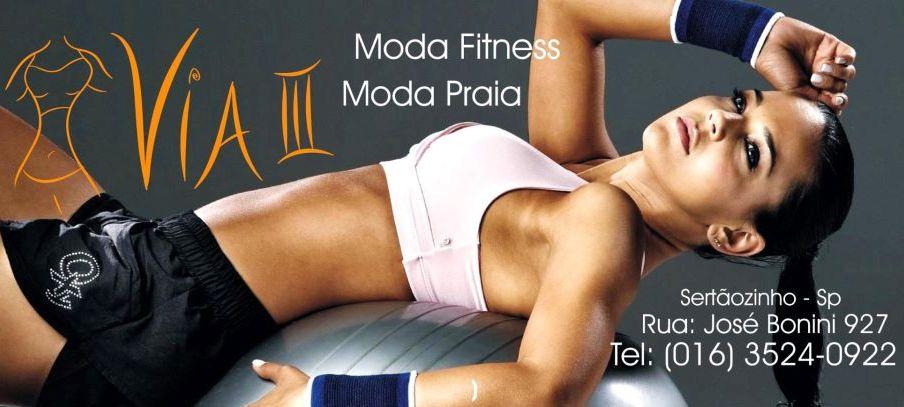 Via3 fitness e Praia