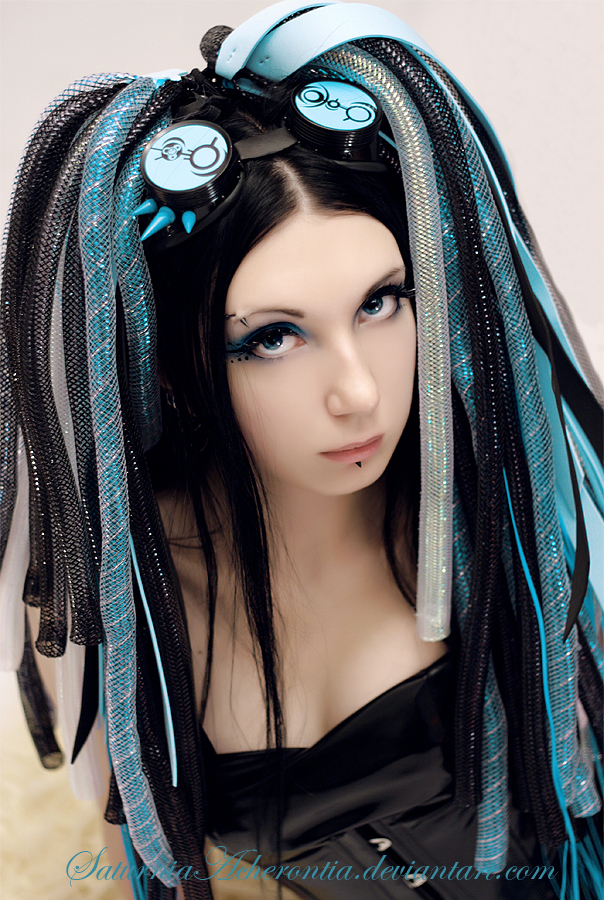 Emily Ledger S A2 Media Blog Cyber Goth Research