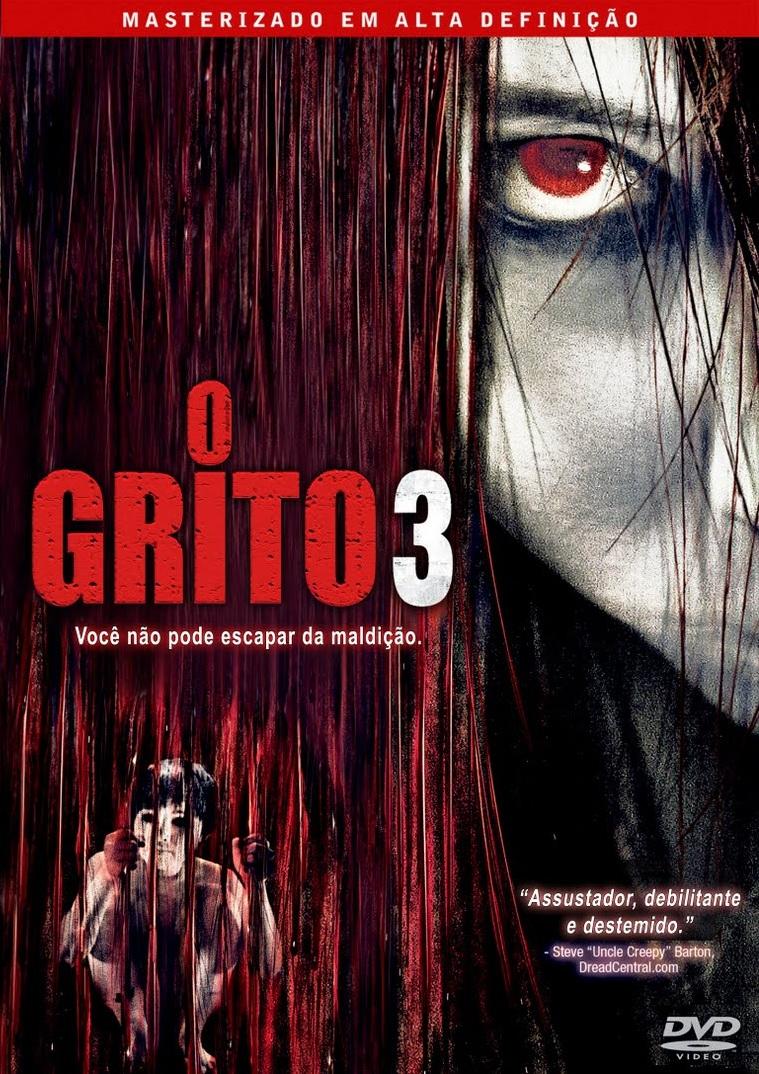 O Grito 3 – Dublado (2009)