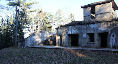 battery cogan at fort baldwin
