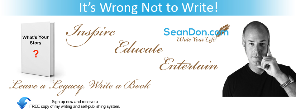 Its Wrong Not to Write