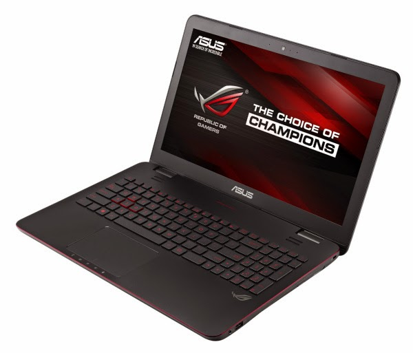ASUS ROG G551J Gaming Notebook