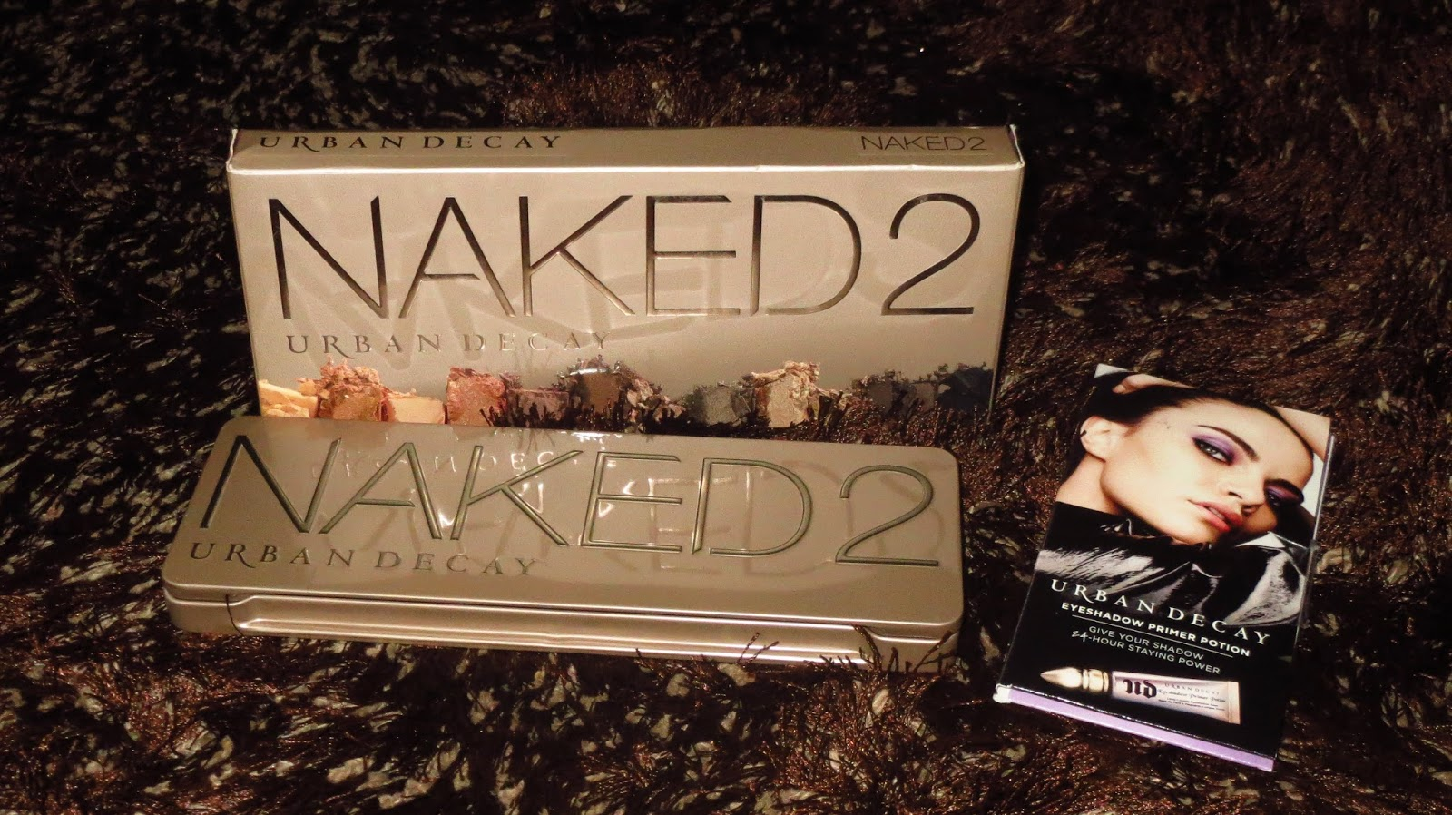 Urban Decay Naked 2 and Urban Decay Eyeshadow Primer Potion India, Sephora