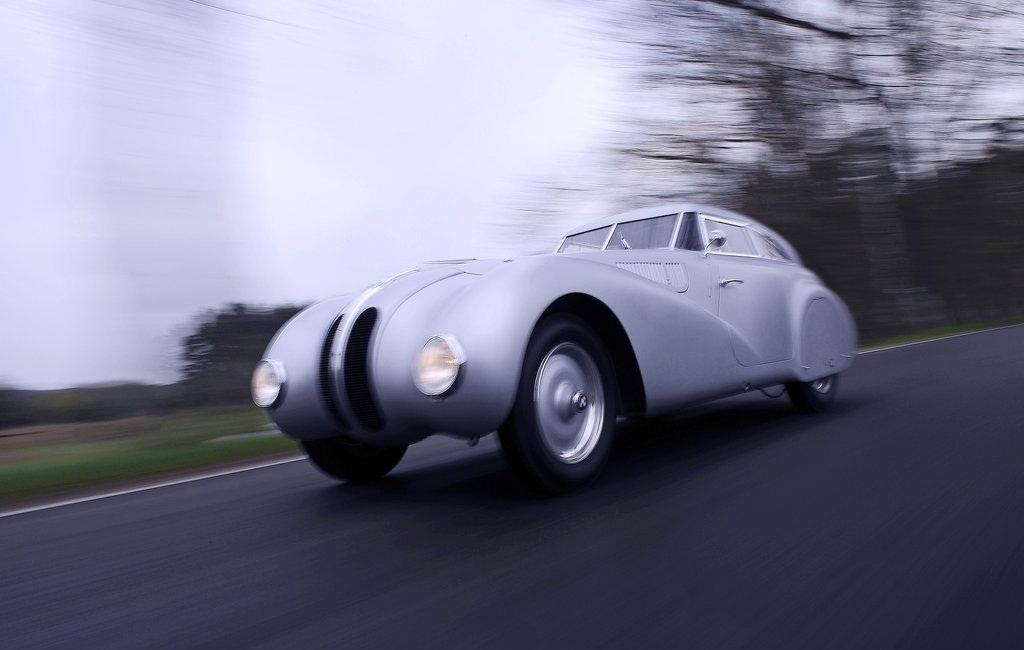 bmw fuel efficient car: 1940 BMW 328 Kamm Coupe