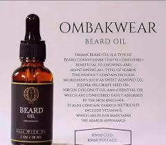 Ombak Beard Oil Penumbuh dan Merawat Jenggot Lebat