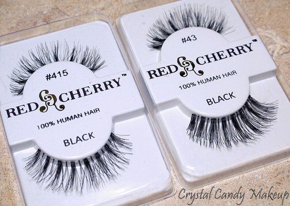 Commande Madame Madeline (Faux-cils) - Falsies - Red Cherry #415 #43