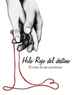 """¿Quieres la novela """"Hilo Rojo Del Destino"""", escrita entre varias socias del club?"""