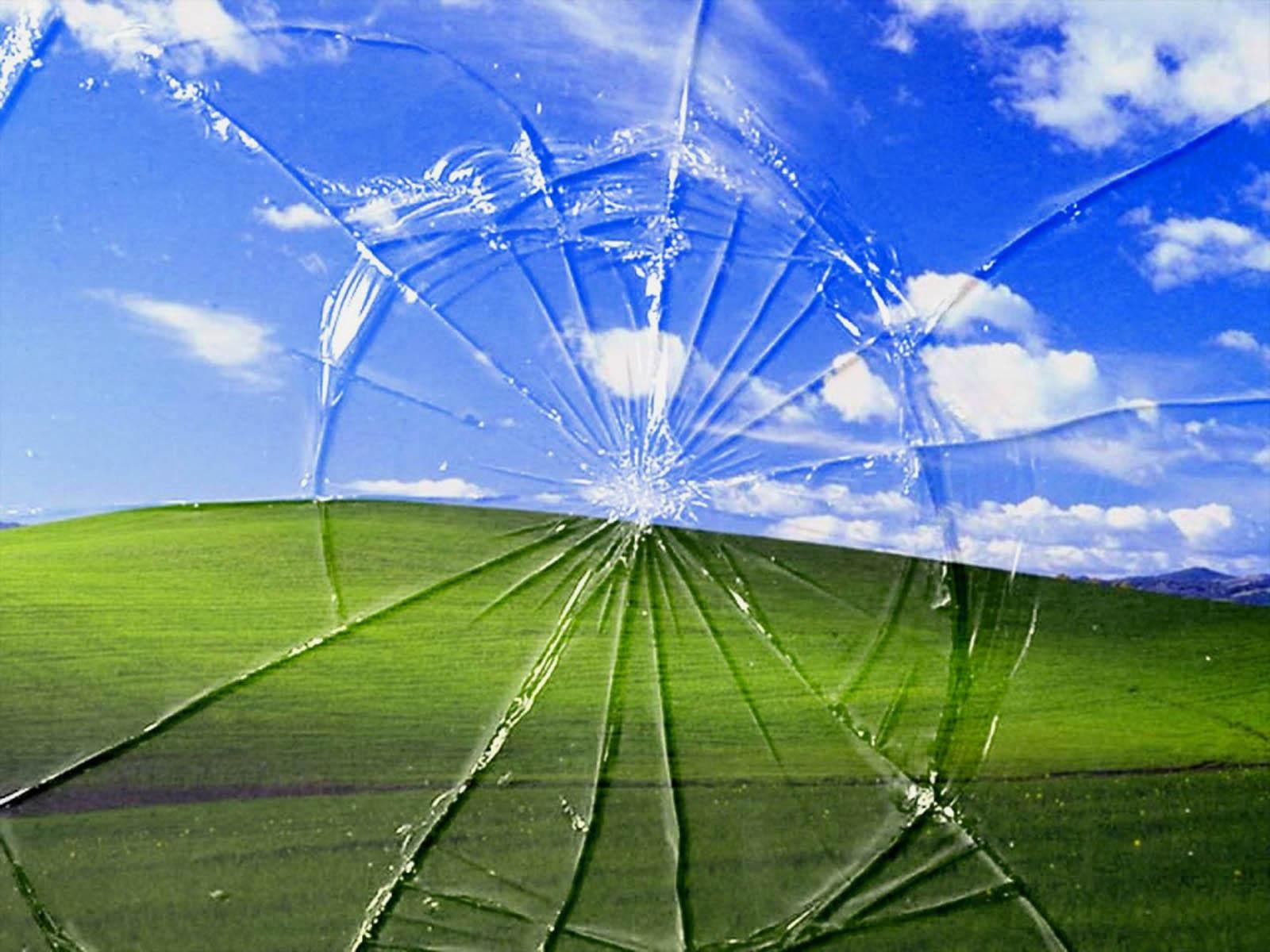 broken window wallpapers - photo #2