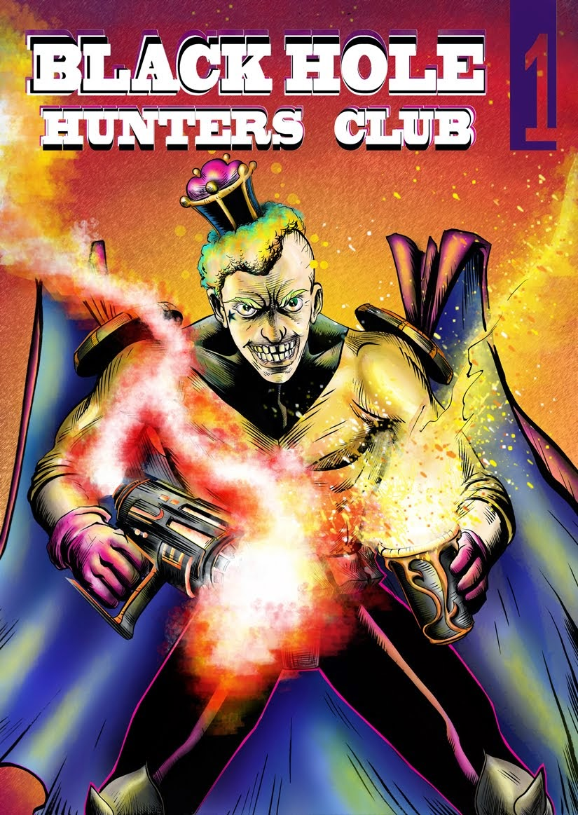 Black Hole Hunters Club!