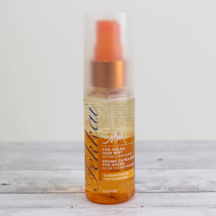 Fekkai Pré-Soleil Hair Radiance and Protection Mist sample