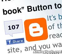 Cara Buat Tombol Share Facebook, Twitter dan Google plus