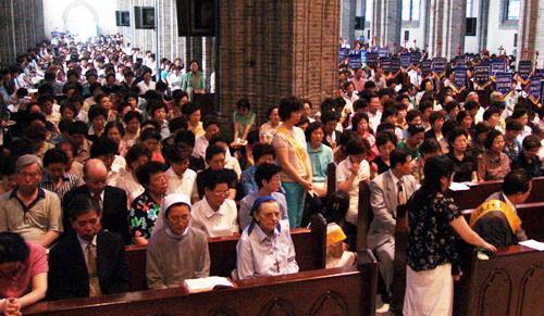 Asian catholics