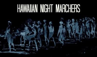Hawaiian Night Marchers / Tourists' Supernatural Experience