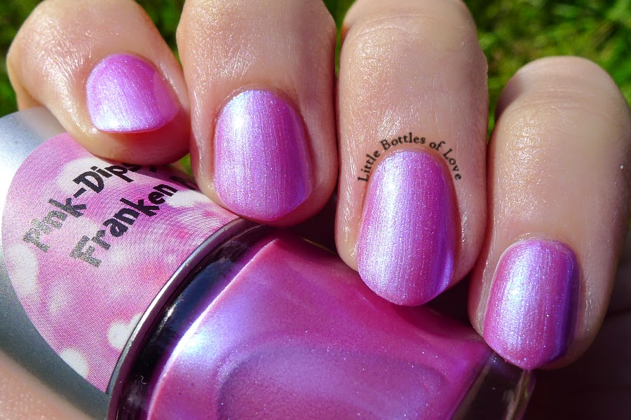 PinkDipsyBulle - Queen Conch Swatch