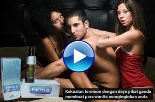 Video Bukti Kehebatan Parfum Phero X Pheromone