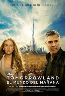 ver pelicula Tomorrowland: El mundo del mañana, Tomorrowland: El mundo del mañana online, Tomorrowland: El mundo del mañana latino