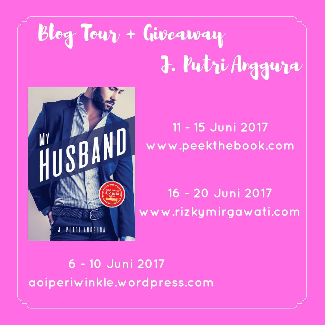 Blog Tour My Husband
