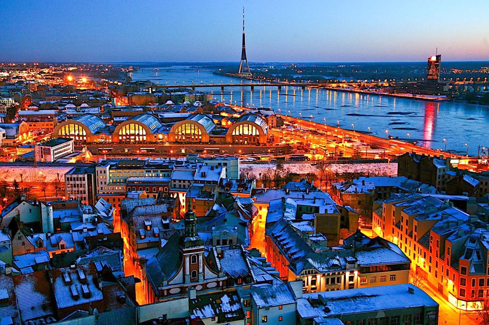 Riga 2014: Capitale Europea della Cultura…e del russo