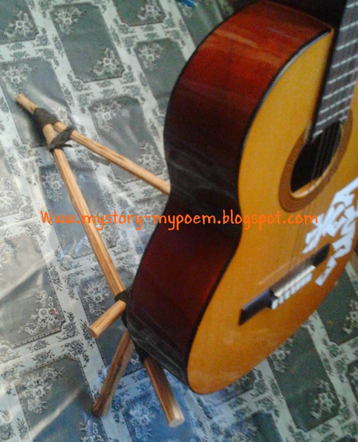Nada Dari Senja Dan Kunang Tips And Trick Cara Bikin Gantungan Gitar Moga Bermanfaat