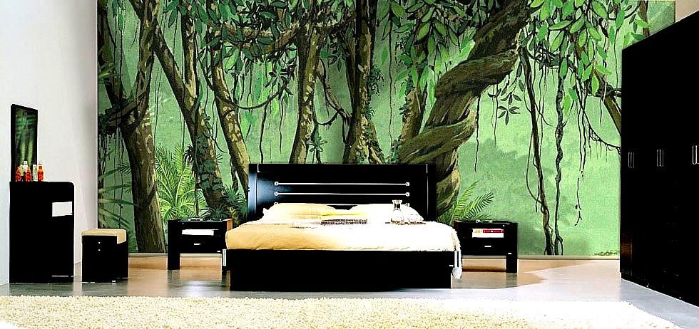 Perfect Good Jungle Dreams Wall Mural Part   6: Jungle Dreams Wall Mural Art Now  And Then Rainer Maria Latzke Part 15