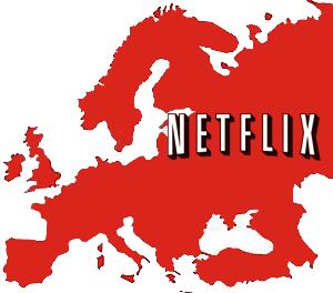 Netflix pone los ojos en Europa