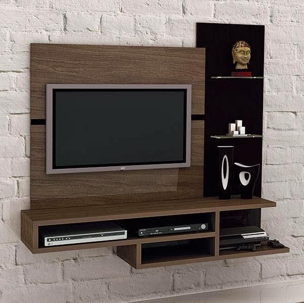Blog do molequinho pain is para televis o usados em - Muebles para tv plana ...