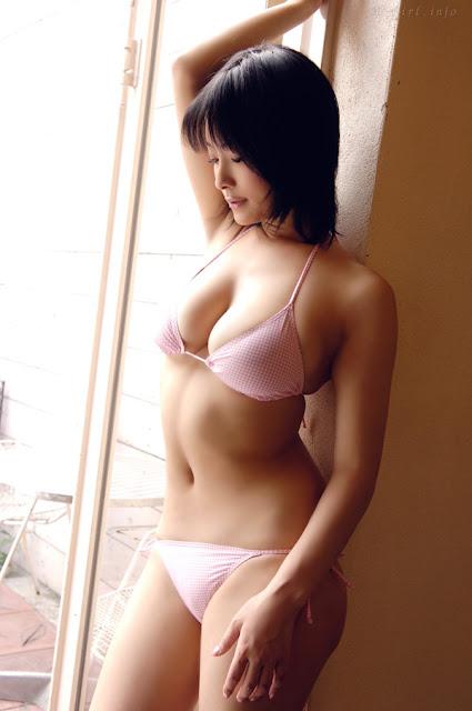 Kazusa Sato Asian Celebrity at 9sky