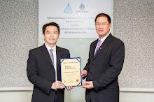 ปตท.สผ. ได้รับเกียรติบัตร ESG100 Company