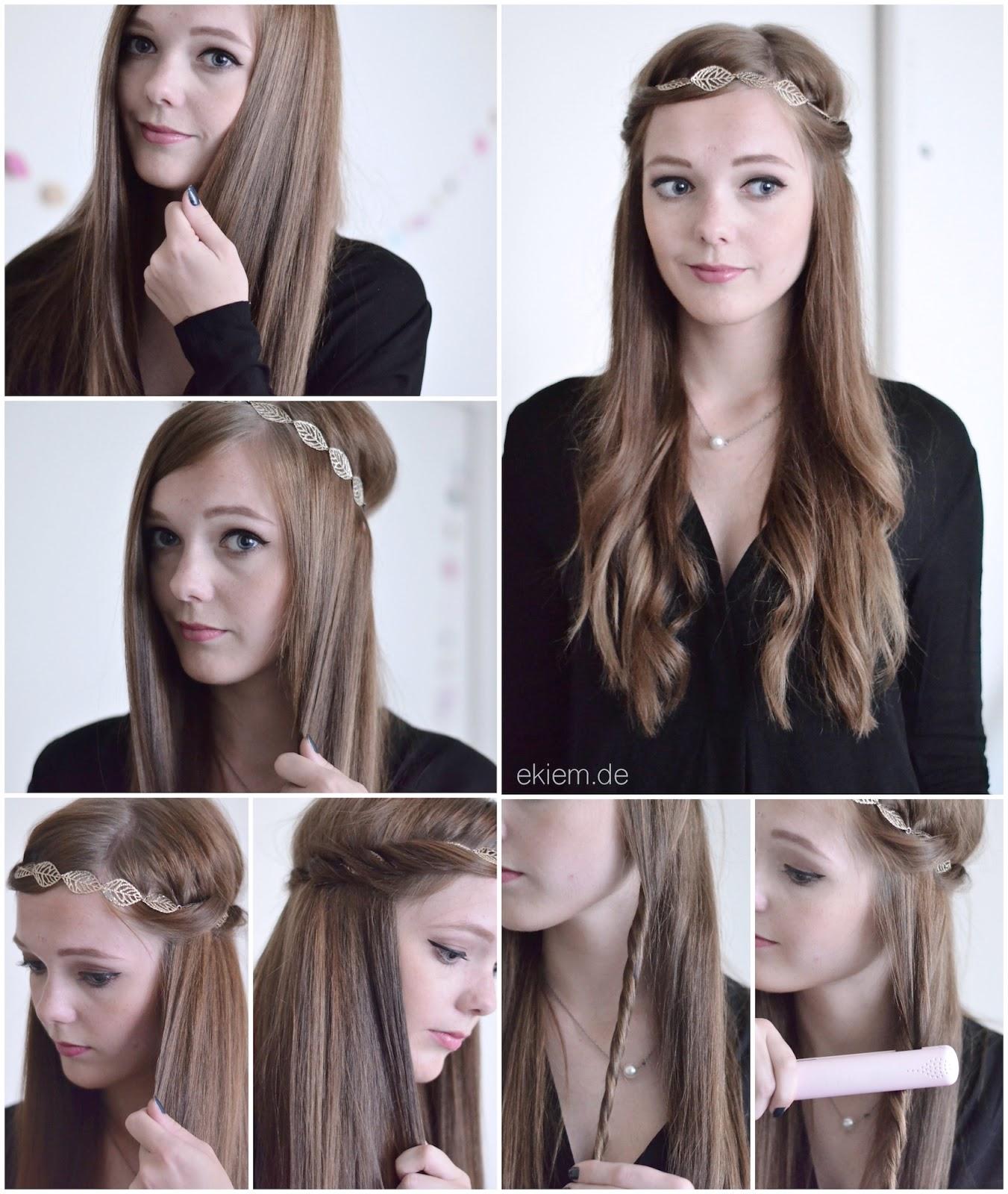ekiem] [Beauty] Meine 5 Minuten Frisur