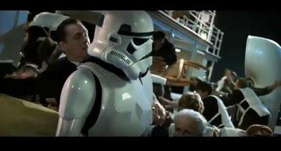 """Кадры фильма """"Титаник"""" с эффектом супер-3D"""