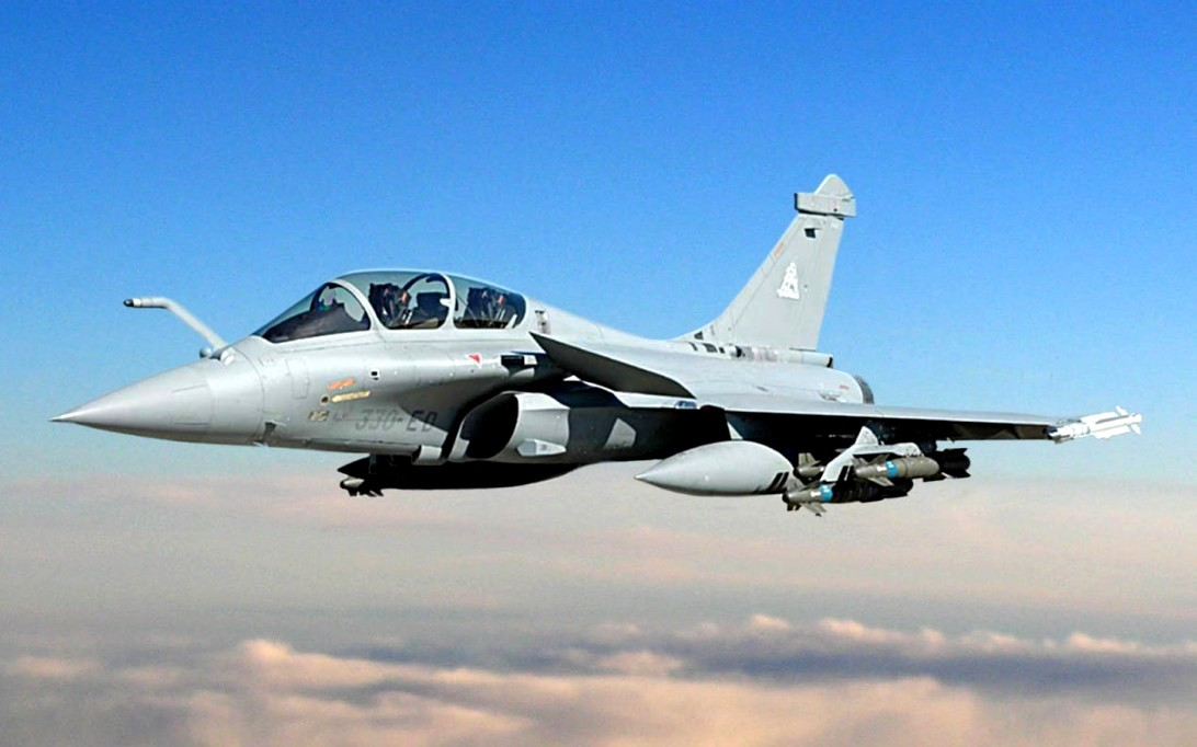 Dassault Rafale jet fighter Wallpaper 2