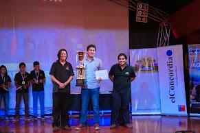 II Internacional de Ajedrez CIudad de Arica 2015