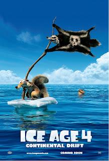 Phim Kỷ Băng Hà 4 Full - Ice Age 4 2012 , phim ky bang ha 4