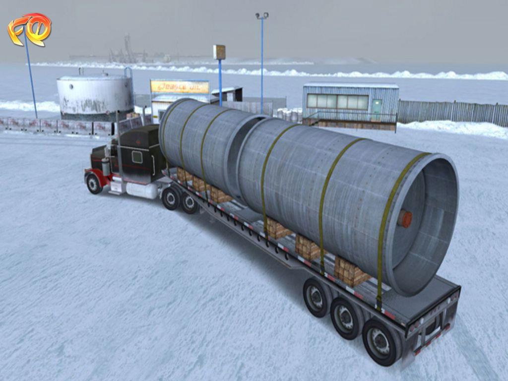 18 Wheels Of Steel Extreme Trucker 2 Full Espanol