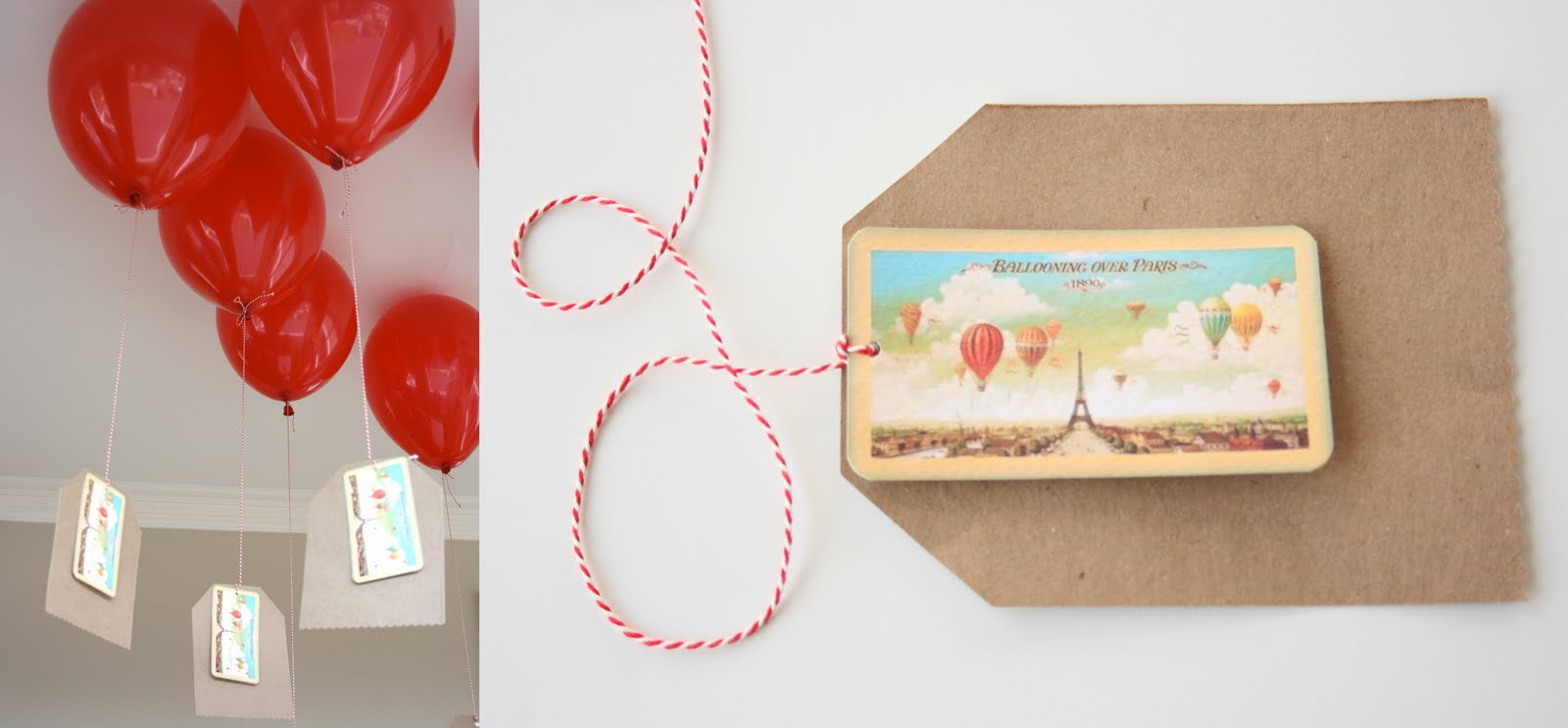 stephmodo: Hot Air Balloon Birthday Party
