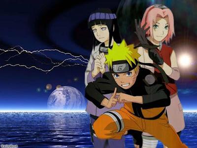 Naruto girls Hinata and Sakura