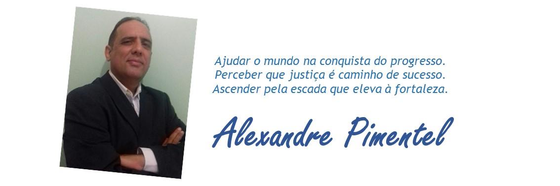 Alexandre Pimentel: Site