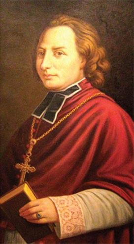 Bishop Daniel Delany